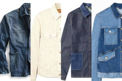 Best Denim Jackets For Men British Gq