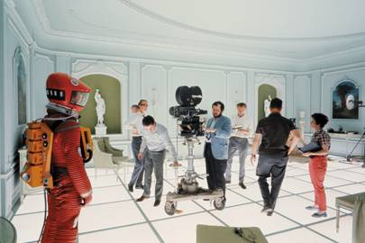 Ongoing: Stanley Kubrick: The Exhibition at Design Museum