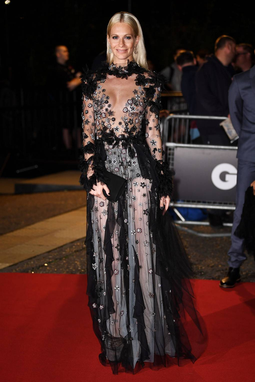 Watch Poppy delevingne gq men of the year awards in london video