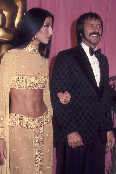 Sonny Bono and Cher, 1973