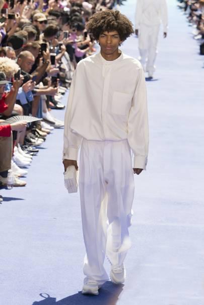 ec231aca3a8fb Louis Vuitton Spring Summer 2019 Menswear show report