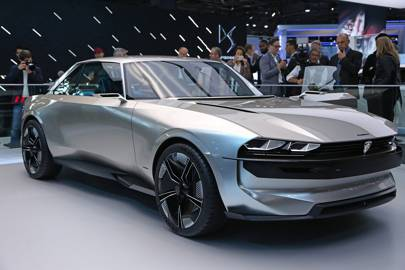 Paris Motor Show 2018 You Have To See These Cars British Gq