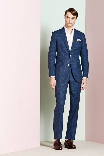 The Lounge Suit Dress Code Explained British Gq