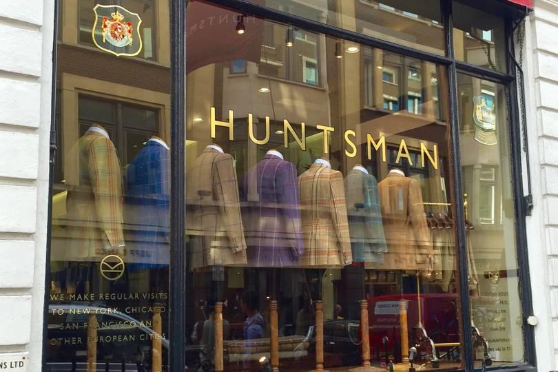 Savile Row's best tailors: Huntsman