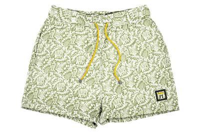 Tarifa & Company customised swim shorts