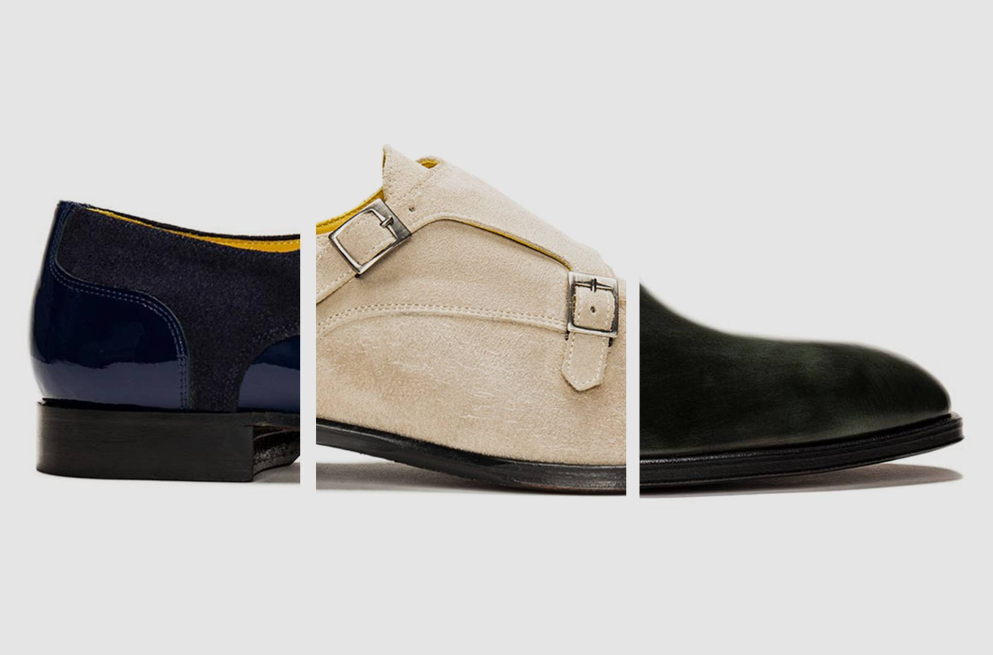 Design and customise your own Undandy shoes   British GQ