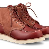 Boots by Redwing