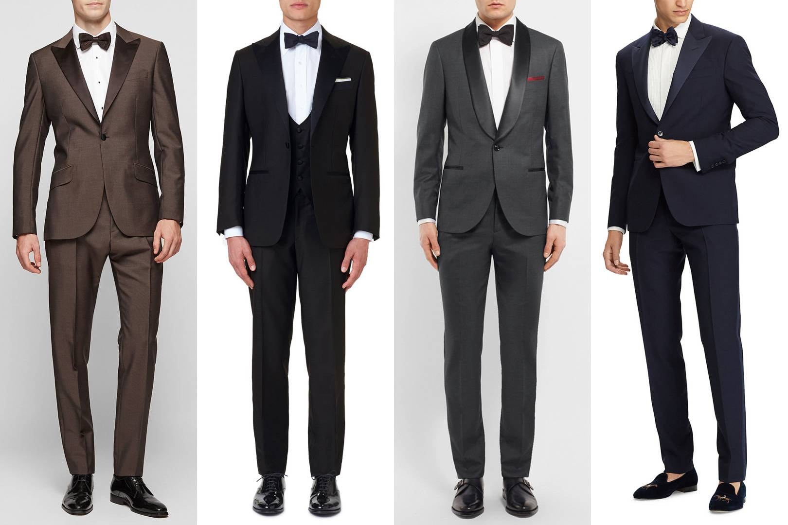 best tuxedos for every budget british gq
