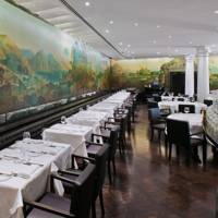 7) Friday 27 April. An Evening with Pierre Koffmann at Rex Whistler Restaurant