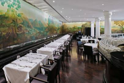 6) Friday 27 April. An Evening with Pierre Koffmann at Rex Whistler Restaurant