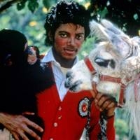 He almost recorded a lot of music with Michael Jackson