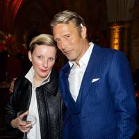 Lou Dalton and Mads Mikkelsen