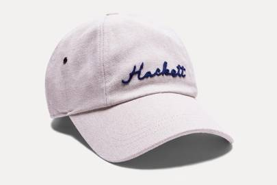 Cap by Hackett