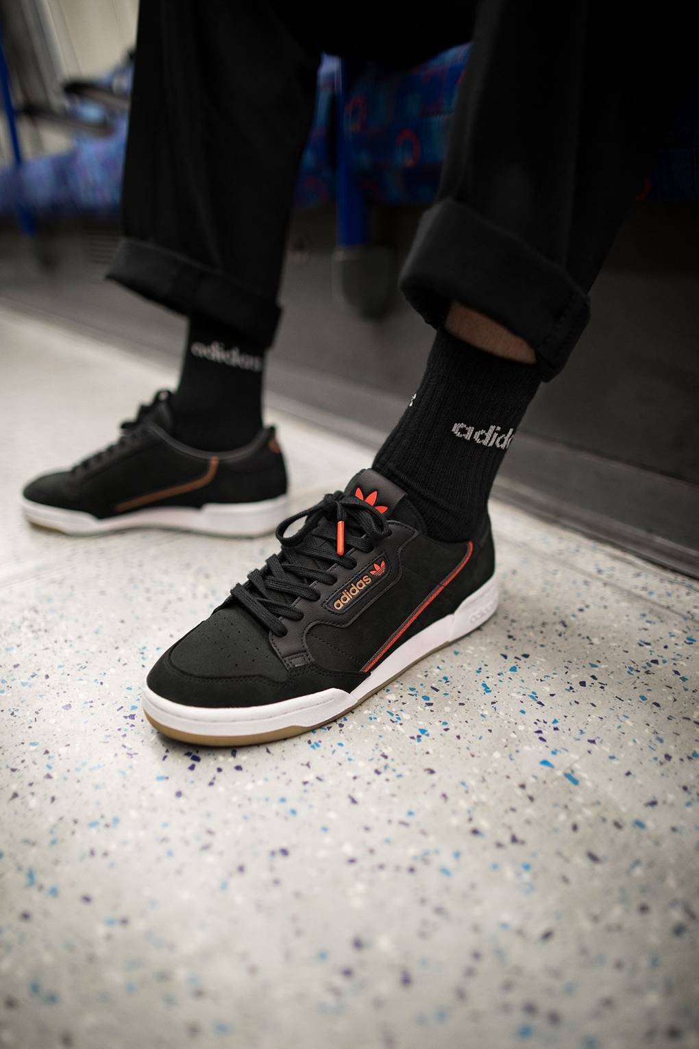 3a2dfb1e3 Adidas x TfL collaboration  first look