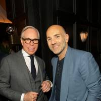 Tommy Hilfiger and Jason Basmajian