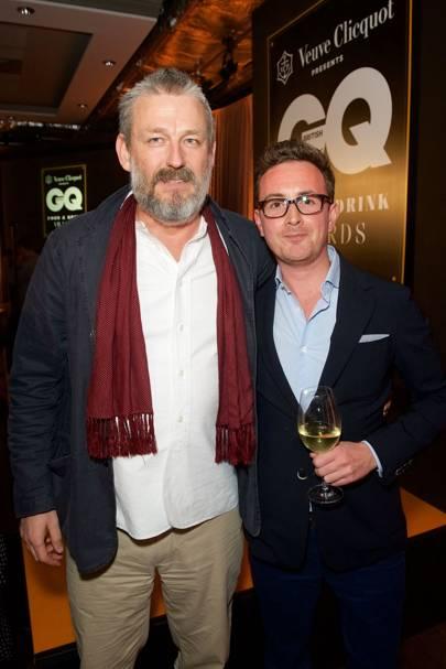 Richard Beatty and Adam Hyman