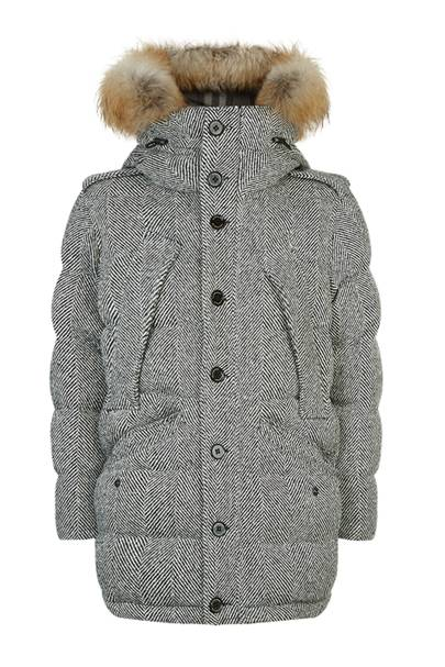 Jacket by Burberry, £2,195.