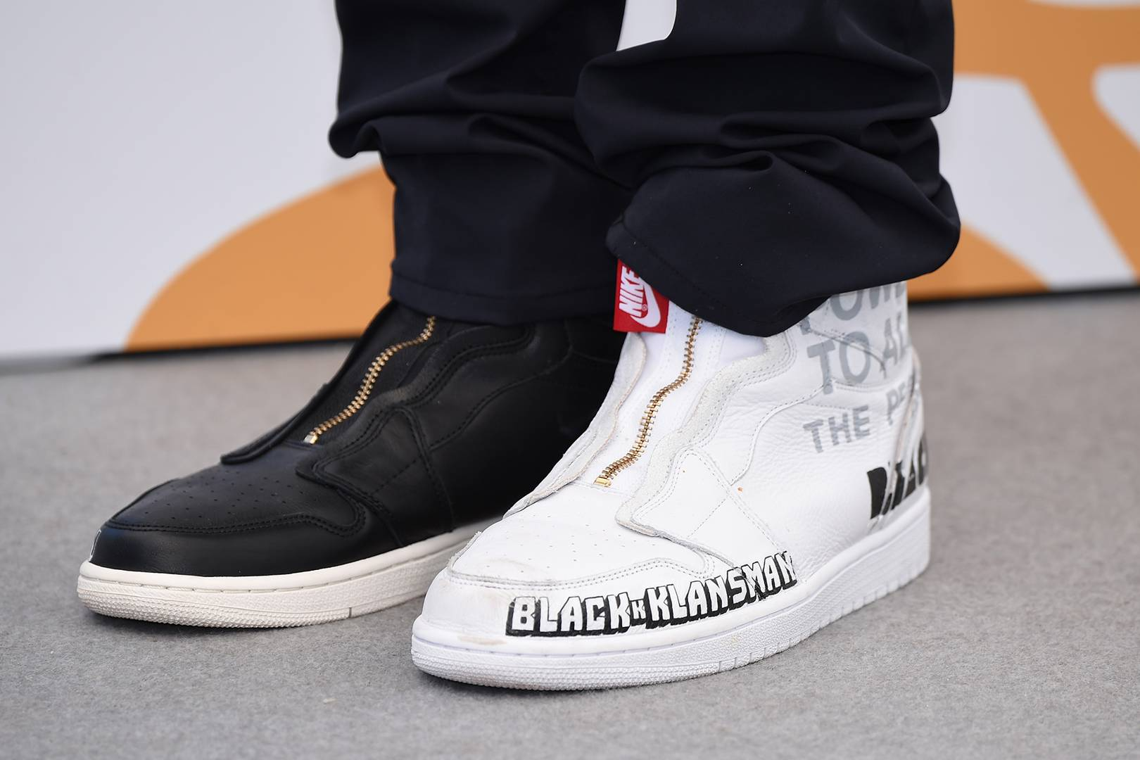 Spike Lee trainers  the director is a certified sneakerhead  d6ad0f954