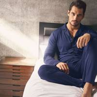 David Gandy Returns With His Latest Autograph Loungewear Line At Marks Spencer British Gq