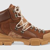Hiking boots by Gucci