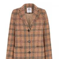 Daks x Jameieson's of Scotland coat