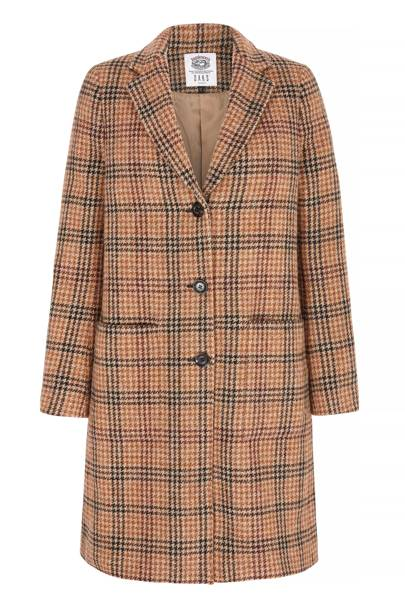Daks x Jameieson's of Scotland coat