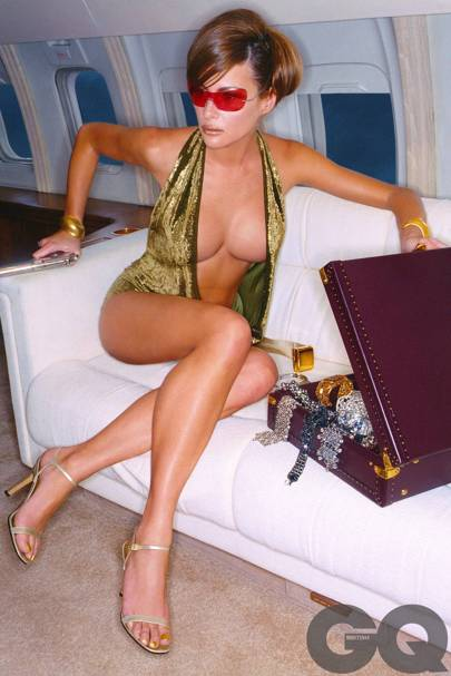 Melania Trump  the First Lady in our nude photo shoot
