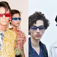 SS18: Brit-Pop sunglasses