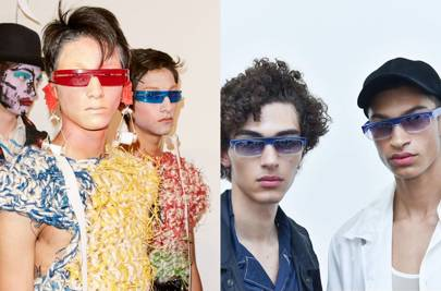 SS18: Brit-Pop sunglasses