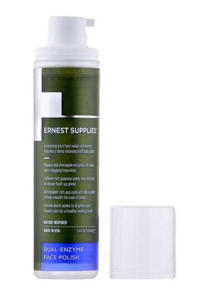 Ernest Supplies Dual Enzyme Face Polish