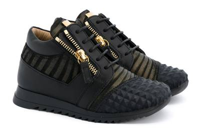 Giuseppe Junior 'Iperstud Drill' trainers