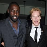 Culture, art & food: Idris Elba & Benedict Cumberbatch
