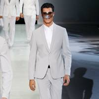 A lighter shade of grey - Emporio Armani