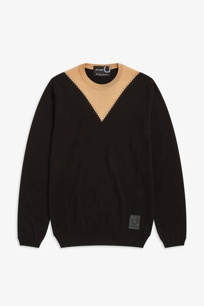32. Raf Simons x Fred Perry jumper