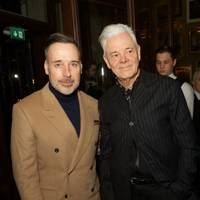David Furnish and Gordon Richardson