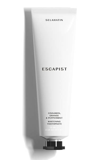 Escapist Whitening Toothpaste by Selahatin