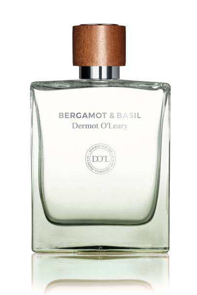 Bergamot & Basil Fragrance by Dermot O'Leary for M&S