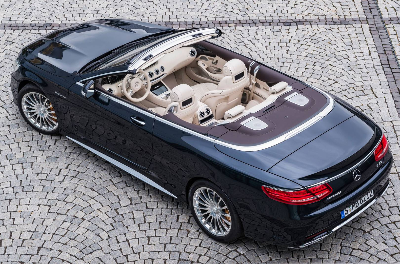 Mercedes S Cl Cabriolet Review Can It Make The Cool Again British Gq