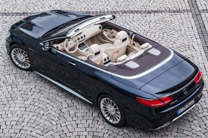 The Mercedes S Cl Cabriolet Is Best Car You Can This Side Of A Bentley Gtc