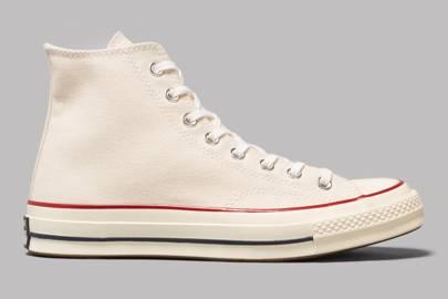 The Canvas Shoe