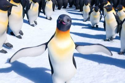 Happy Feet Two, ITV 2, 5.50pm