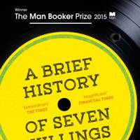 A Brief History of Seven Killings, by Marlon James