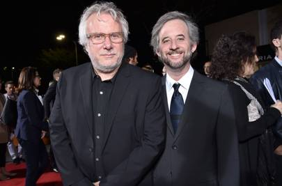 American Crime Story producers Scott Alexander and Larry Karaszewski