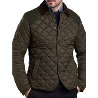 Barbour x Land Rover Mulbarton quilted jacket