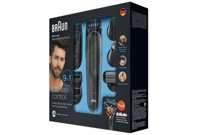 Braun 9-in-1 All-In-One Trimmer