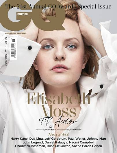 Television Actor of the Year: Elisabeth Moss