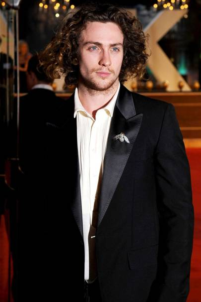 18. Aaron Taylor-Johnson