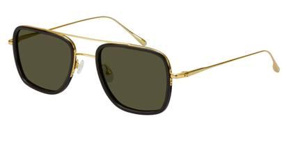 Quinn Sunglasses (Black) by Vint & York