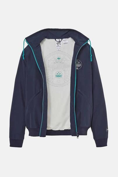 Harpurhey track jacket
