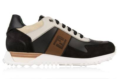 Trainers by Fendi